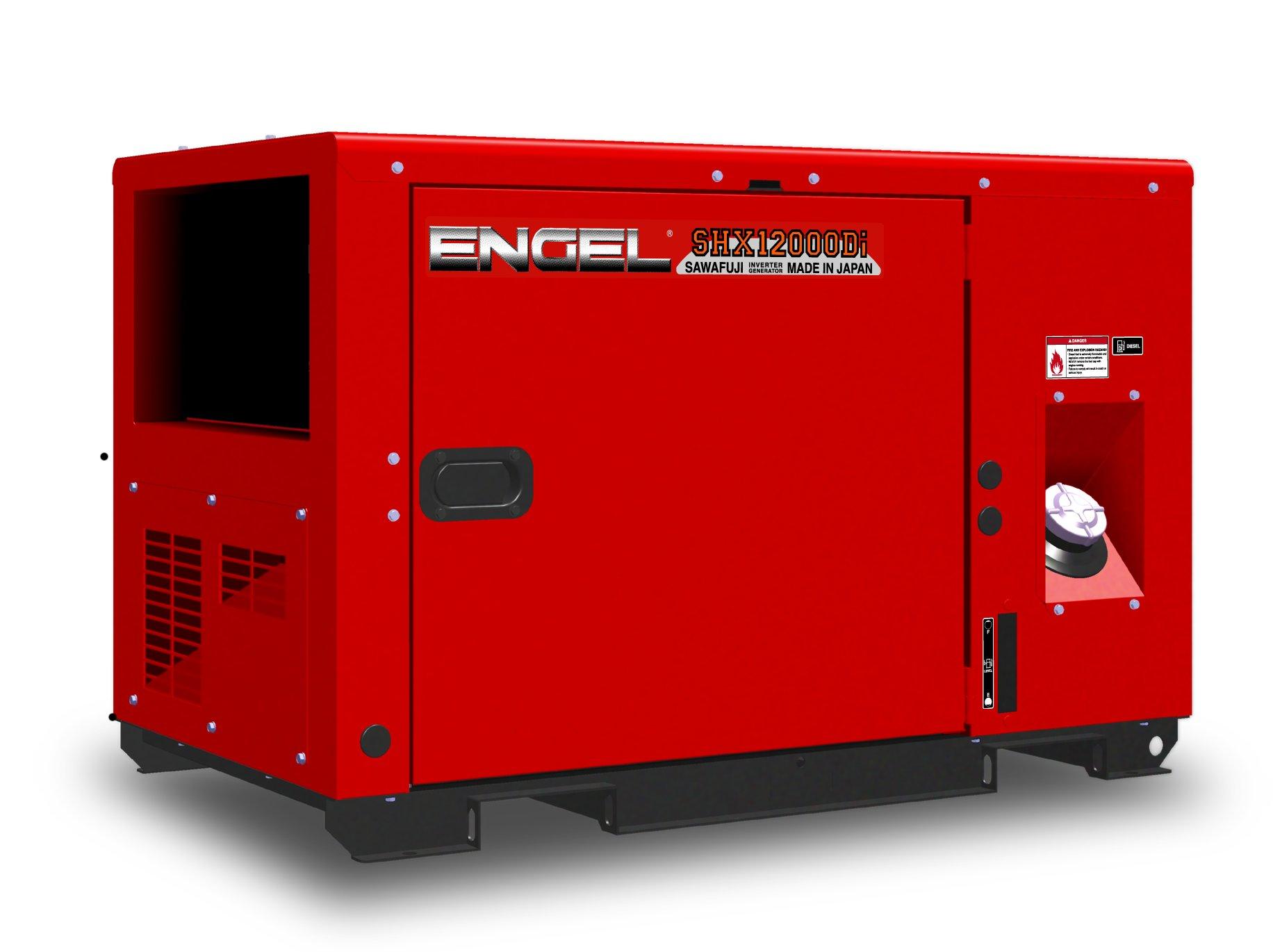 Diesel generator vs inverter